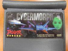 ATARI jaguar cybermorph game working