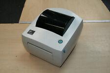 Zebra LP 2844 Label Thermal Printer Faulty?