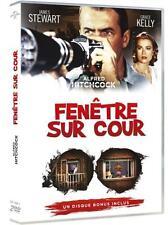 """DVD """"Fenêtre sur cour"""" James Stewart - Grace Kelly  NEUF SOUS BLISTER"""