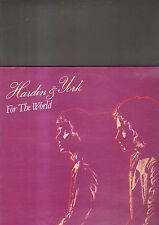 HARDIN & YORK - for the world LP
