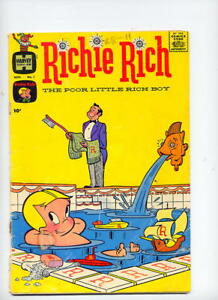 Richie Rich #1, 1960, Harvey;  Scarce