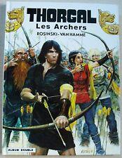 Thorgal Les Archers & L'Enfant des Etoiles ROSINSKI & Van HAMME France Loisirs