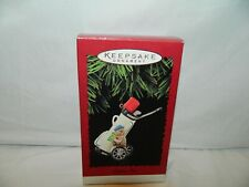 1995 Hallmark Keepsake Christmas Ornament Gopher Fun