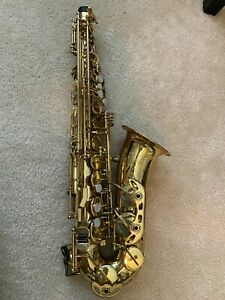 Alto Saxophone-USA-King Conn w/ case