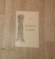 Views of Rosslyn Chapel. Dysart.