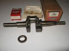 Briggs Stratton engine crankshaft part # 497232 # 399004 nos Minibike 3 H.P.
