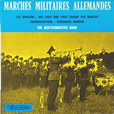 THE DEUTSCHMEISTER BAND Marches Militaires Allemandes FR Press Visadisc 252 EP