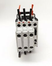 GENERAL ELECTRIC CL00A310T CONTACTOR + (3) BCLF01 AUX RELAYS PANEL PULL