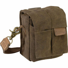 National Geographic NG A1212 Africa Series Vertical Camera Pouch (Brown). NoFees
