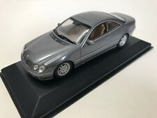 MINICHAMPS 1/43 - MERCEDES BENZ CL 500  - BLEU METAL - 430 038020