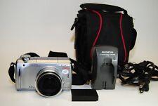 Olympus CAMEDIA C-765 Ultra Zoom 4.0MP Digital Camera - Silver
