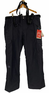 NWT The North Face Mens XXL Dubs Pant Freeride Black