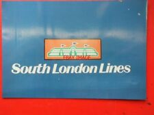 PHOTO  BADGE FOR SOUTH LONDON LINES