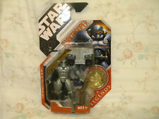 STAR WARS DARKTROOPER WITH GOLD COIN