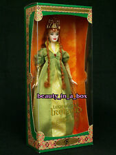 Faerie Queen Barbie Doll Legends of Ireland Fairy Celtic Rough