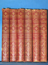 1905 ~ THE BURTON HOLMES LECTURES ~ ILLUSTRATIONS FROM PHOTOGRAPHS / 6 VOLUMES