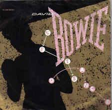 David Bowie-Lets Dance vinyl single