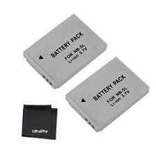 2x NB-5L NB5L Battery + BONUS for Canon PowerShot SD950 SD970 SD990