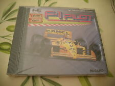 >> F1 PILOT RACING PC ENGINE BRAND NEW JAPAN NEW FACTORY SEALED! <<