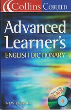 Collins Advanced Learner's ENGLISH DICTIONARY    2003