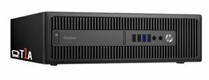 HP EliteDesk 800 G1 (2TR HDD, Intel Core i7 4th Gen, 3.4GHz, 32GB RAM) PC Deskt
