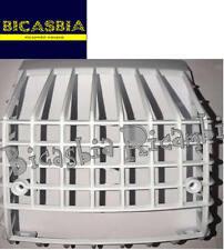 8983 - GRIGLIA PARASASSI FARO FANALE BIANCA VESPA 125 150 200 PX ARCOBALENO