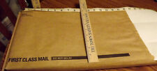 """25 Catalog Mailer Envelopes 10 or 11"""" x 16 or 17"""" x up to 1.5"""" thick, 2-ply Nos"""