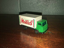 "1:87 SCALE 1982 MATCHBOX DODGE COMMANDO TRUCK ""MINTIES"" MADE IN MACAU"