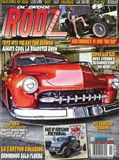 Ol' Skool Rodz magazine #79. 1953 Chev. 1941 GMC. 1929 Packard. 1949 Oldsmobile
