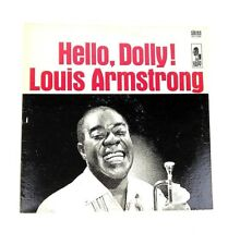 "Hello Dolly by Louis ""Louie"" Armstrong 1964 Kapp Records LP Original"
