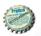 COCA-COLA FRESCA Tapa de botella EE.UU. tapas de botellas Sugar Free