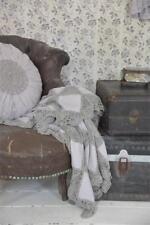 Jeanne d'Arc Living Grannydecke Plaid Tagesdecke Überwurf Decke Shabby Vintage