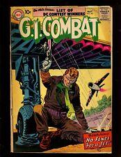 G.I. COMBAT #48 (3.0) NO FENCE FOR A JET!