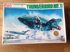 Vintage Imani Thunderbird No.2 Model Kit B-072-500 BNIB From Japan RARE