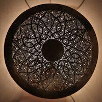 Oriental Applique Murale Lampe Marocaine D60cm Laiton Modèle Dora Zwak