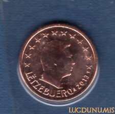 Luxembourg 2013 5 Centimes D'euro BU FDC Pièce Provenant du BU 7500 Exemplaires