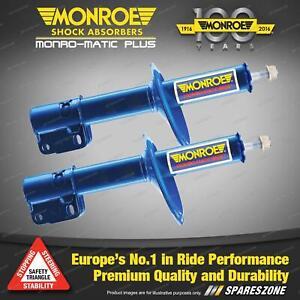 Front Monroe Monro-Matic Plus Shock Absorbers for Suzuki Swift 1.2 1.3 1.5 05-11