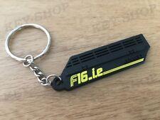 Porte clés / Keychain / Keyring PVC F16ie RENAULT CLIO WILLIAMS 16V/16S R19