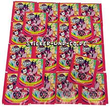 Panini My little Pony-Schule der Freundschaft Sticker 20 Tüten - 100 Sticker