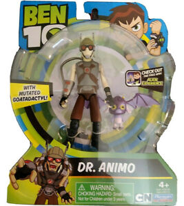 Ben 10 DR. ANIMO 12cm 4.75 in Collection Action Figure #76113 New