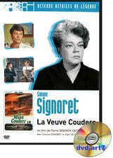 DVD : LA VEUVE COUDERC - Simone Signoret - Alain Delon - RARE