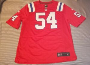 *NEW* Dont'a Hightower New England Patriots Nike Onfield Jersey Men's Large L