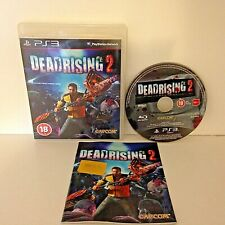 Dead Rising 2 (PS3) Video Games Disk VGC
