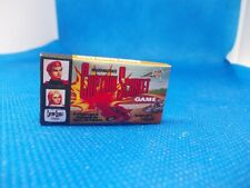SEALED CAPTAIN SCARLET  GAME BOX  FOR A DOLLS HOUSE