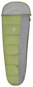 Coleman Atlantic 220 / 220 Comfort Tall Adult Insulated Sleeping Bag with Hood