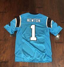 Nike Men's Cam Newton Carolina Panthers 🏈 Stitched Jersey Sz. S NEW 915866-455