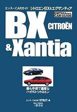 Citroen BX & Xantia Japanese Research Book