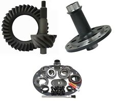"""1973-1988 GM 10.5"""" CHEVY 14-BOLT- 5.38 RING AND PINION- SPOOL- INSTALL- GEAR PKG"""
