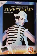 Publicité advert album concert advertising SUPERTRAMP 1983 tournée française
