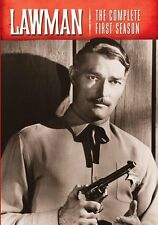 Lawman Complete Classic Western TV Series Season DVD Set All Lot Collection Show